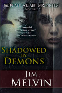 Shadowed By Demons - screen